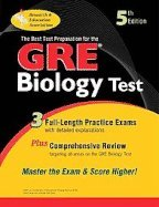 Read Online GRE - Biology Test With 3 Prac Exams (5th, 07) by Brice, J [Paperback (2006)] ebook