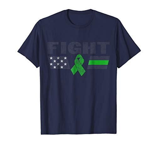 Fight Flag American Organ & Tissue Donors Awareness Shirt
