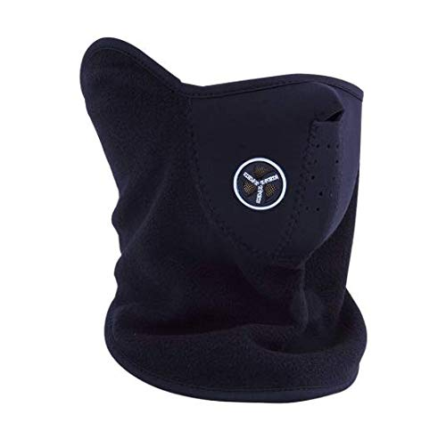 1PCS Sport Half Face Mask Winter Warm Outdoor Ski Mask Bicycle Neck Veil