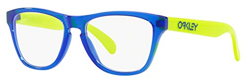 Oakley - Frogskins XS (Youth) Rx Frame Only - Polished Sea ()
