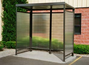 (Economical Bus/Smoking Shelter)