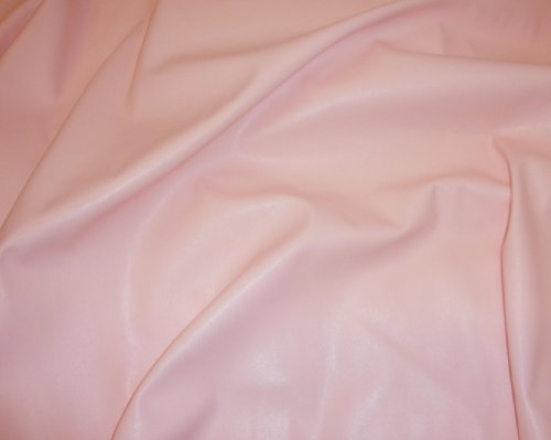 Vinyl faux leather Pink Way Stretch Vinyl Clothing Fabric Per Yard 58