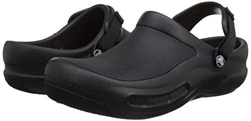 Pictures of Crocs Men's and Women's Bistro Pro Work Clog Slip Resistant Work Shoe, Great Nursing or Chef Shoe 4