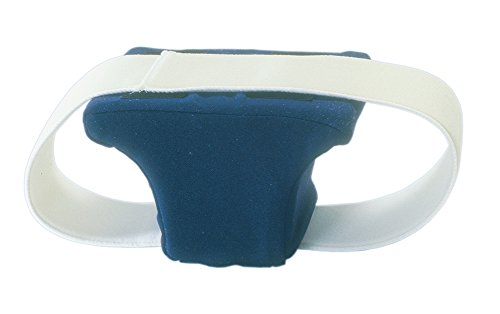 Abduction Wedge - Knee Spreader, Terry Cover, 4Wx5H inches