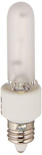 (Bulbrite KX20FR/MC 20W KX-2000 Krypton/Xenon T3 Frost Bulb, Mini-Candelabra Base)