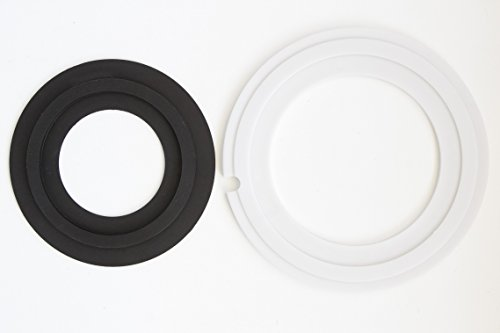 STOP the Dometic 385311462 from LEAKING with this improved RV toilet seal kit. (Without overflow holes)