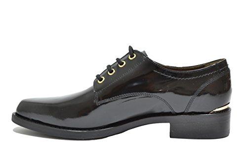 Nero Giardini Francesine scarpe donna nero 6160 A616160D