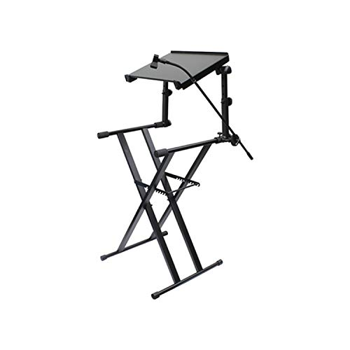 Odyssey LTBXS2MTCP 2-Tier DJ X-Stand Combo Pack from ODYSSEY