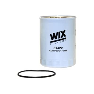 WIX Filters - 51422 Heavy Duty Spin-On Hydraulic Filter, Pack of 1: Automotive