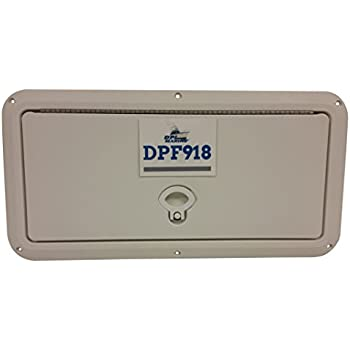 DPI Marine DPF915PW DPF Flush Series Door