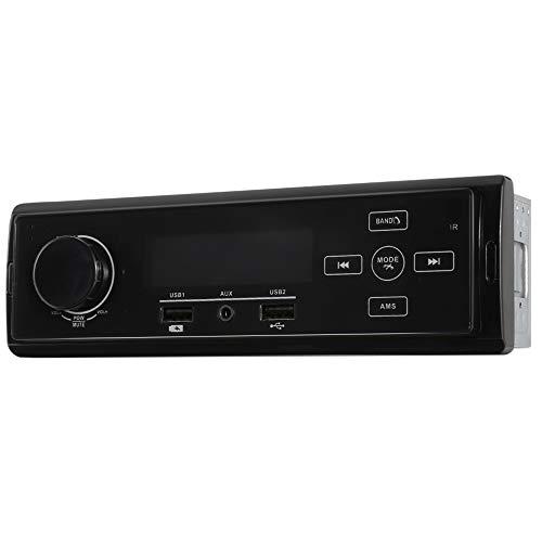 radio Car MP3 Bluetooth Player, Car Audio FM Supports USB Ch