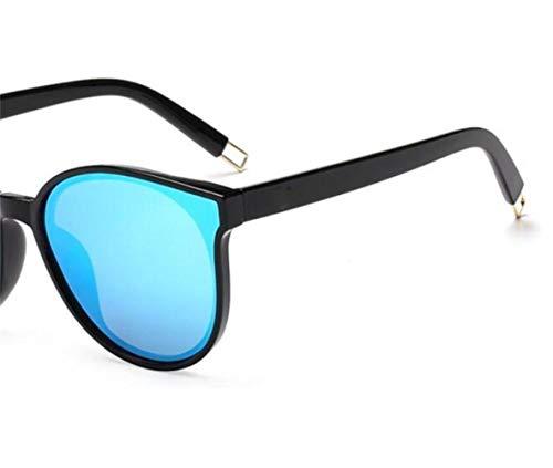 FlowerKui Lunettes Soleil UV400 Sport Cadre Noir Femmes Protection Lunettes Vélo Black Lentille Ski Soleil Bleu Hommes Pêche De Mode de de Conduite Polarisé Lunettes rZ7rqwx4