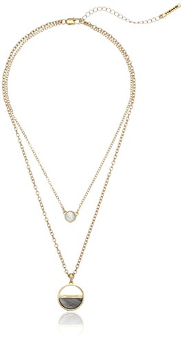 t-tahari-gold-shell-and-crystal-double-strand-necklace-16-3-extender