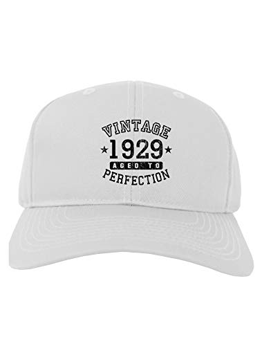 1929 Aged to Perfection 90th Birthday Hat