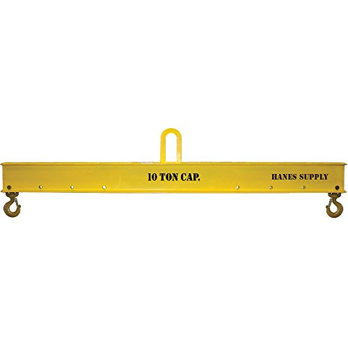 ELT Adjustable Hook Beam 8' 8000 LB Capacity Made in USA