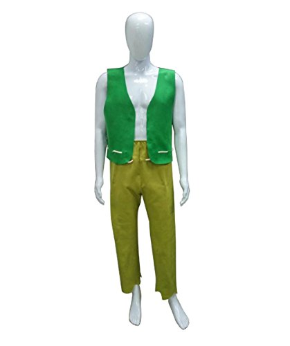 King Costumes Adult (Adult Costume for Cosplay Troll King (XL))