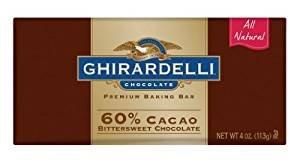 Ghirardelli Chocolate Baking Cacao Bittersweet