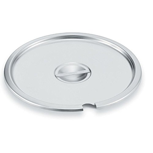 Slotted S/S 11-Qt Inset Lid - Inset Pan Slotted Cover