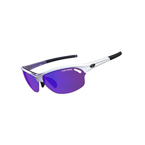 Tifosi 2016 Wasp Interchangeable Sunglasses, Race Purple