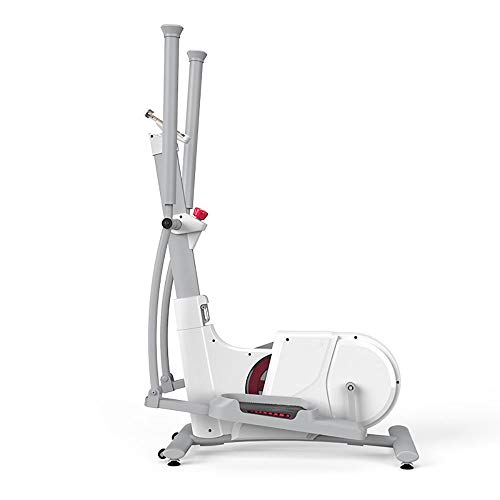 DERTHWER Elliptical Trainer, Exercise Machine Smooth Quiet Driven Eliptical Trainer Machine for Home Use for Home…