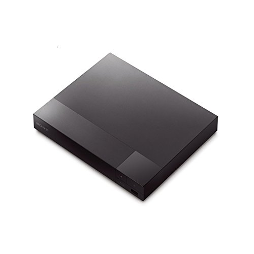 Sony BDP-S3700 Streaming Blu-ray Disc Player With Wi-Fi