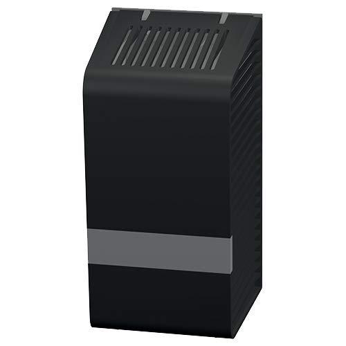 F-Matic FF100B-N New Fan Dispenser Pack of 10 Black