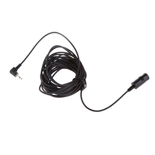 DNX-9960 2.5mm Micrófono Externo para Pionero de Coche Receptor ...