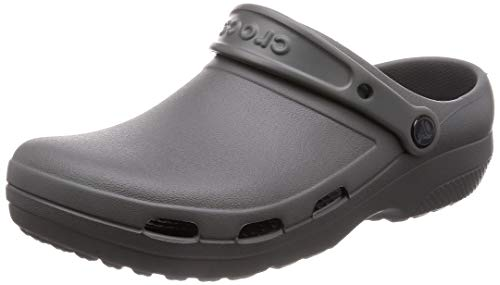 0da Clog Vent Crocs Grey Unisex slate Zuecos Adulto Gris Specialist Ii xwxE4Uv