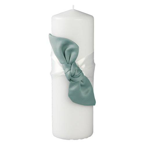 Ivy Lane Design Love Knot Pillar Unity Candle, - Knots Tiffany