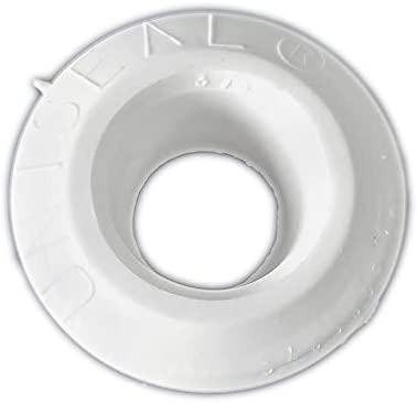 0.75 White 3 Pack Class A Customs 3 Pack White 0.75 Uniseal Pipe-to-Tank-Seal FittingGrommet for RV Concession Water Tanks