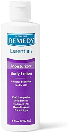 Remedy Essentials Moisturizing Lotion Unscented