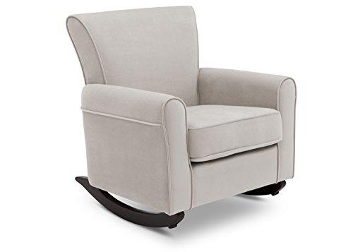 Delta Children Lancaster Chair Featuring Fabric,