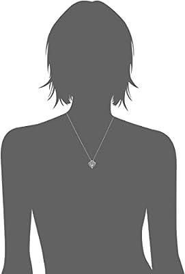 10k Gold Diamond Heart Pendant Necklace (1/4 cttw, I-J Color, I2-I3 Clarity)