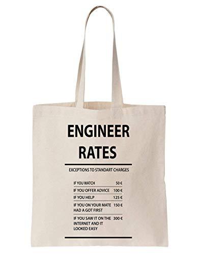 Coton En Costs Profession Krissy Rates Ingenieur Engineer Sac Bag xwFSWz0Uq