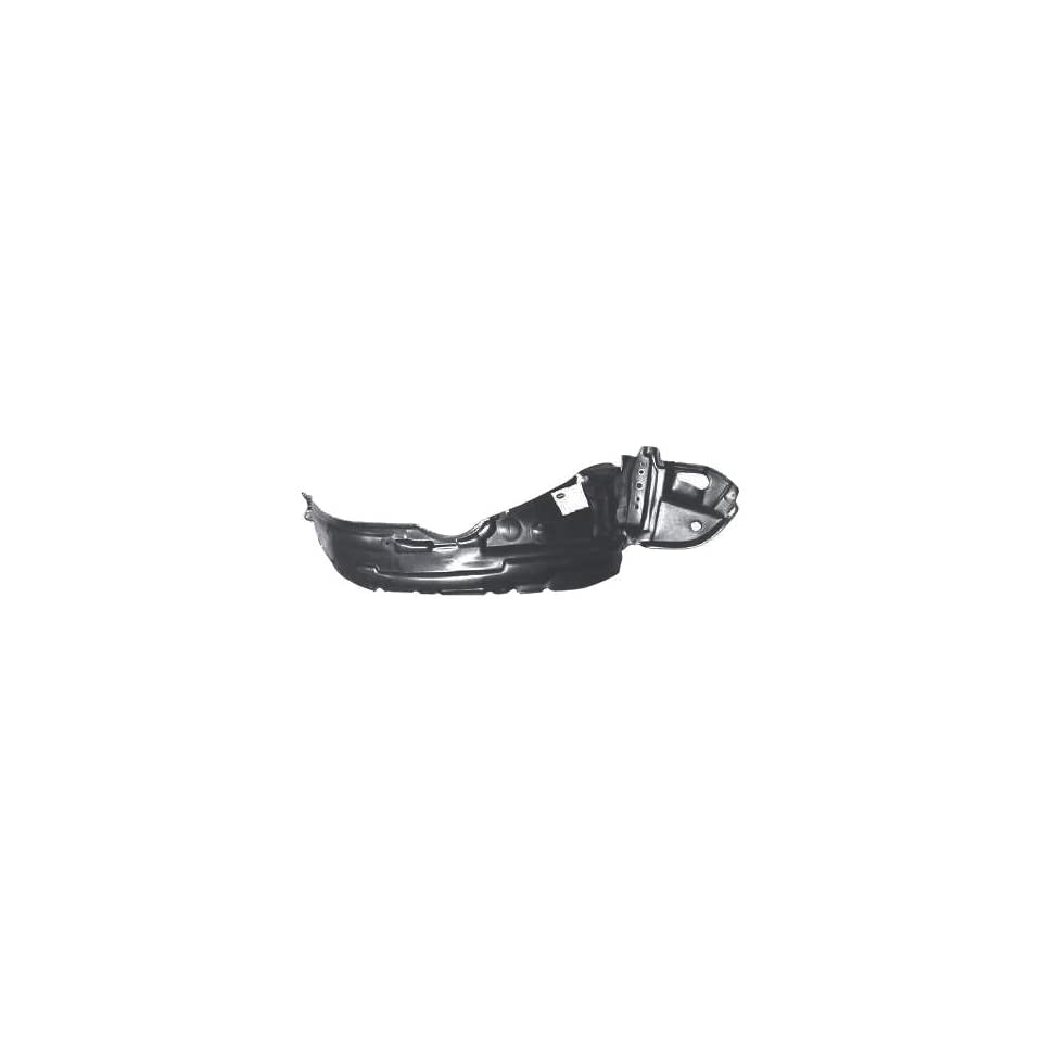 OE Replacement Toyota Matrix Front Passenger Side Fender Inner Panel (Partslink Number TO1249123)