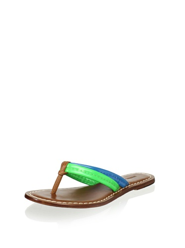 Bernardo Miami Lime Blauw / Groen