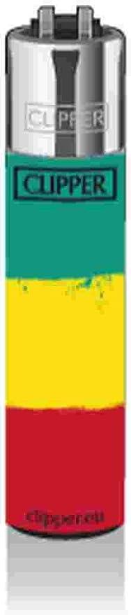 Clipper Mechero de - reggae - bandera de la bandera reggae: Amazon.es: Hogar