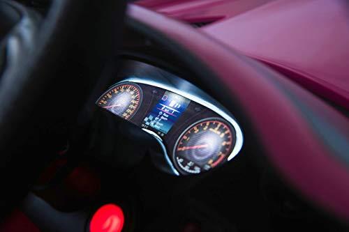 Ride-on Mercedes-Benz AMG GT Rose 2,4G 12 V Bonbon Jamara 460363