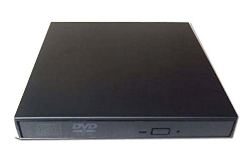 CFStore@ External DVD/CD WR Drive for Mac and PC Platforms, USB 2.0 Plug and Play (USB-DVD-BK) by CFStore (Image #6)