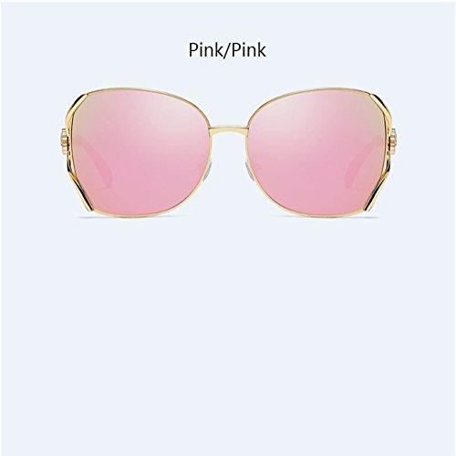 de sol 5 polarizadas nuevas mujeres de gafas 3 de clásicas de moda Gafas CJ las sol qCPwqR8