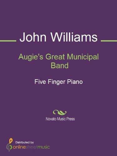 Municipal Band - Augie's Great Municipal Band