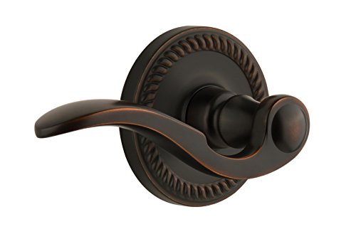 ette with Left Handed Bellagio Lever, Single Dummy, Timeless Bronze (Tb Newport Rosette)