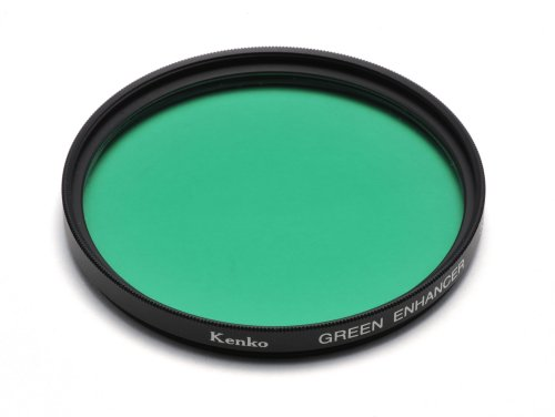 Kenko 58mm Green Enhancer Camera Lens Filters