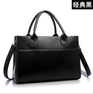 European Black American Single And Bag Meoaeo Shoulder Handbags Simple Fashion Handbag BwgnqOd