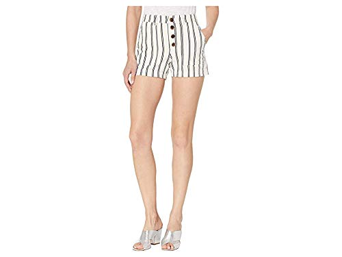 O'Neill Women's Morrison Stripe Shorts Naked - Oneill Shorts Summer Womens