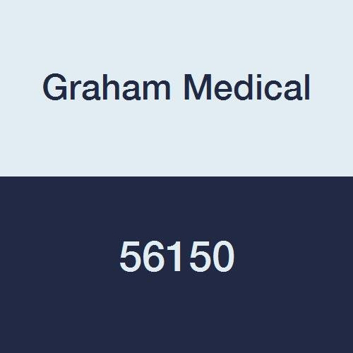 Graham Medical 56150 2-Ply Tissue/Poly Bib, 13'' Width, 19'' Length, Lavender (Pack of 500)