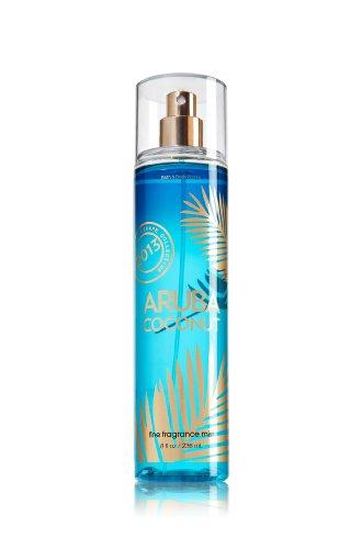 Bath and Body Works 2013 Escape Collection Fine Fragrance Mist Aruba Coconut 8 Oz