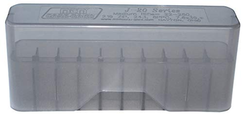 (MTM J-20-M Slip-Top Rifle Ammo Box (20-Round))
