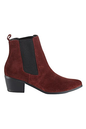 Suede Chelsea Pull Boots Womens OF on Ellos SWEDEN Genuine ELLOS HTFqvpw