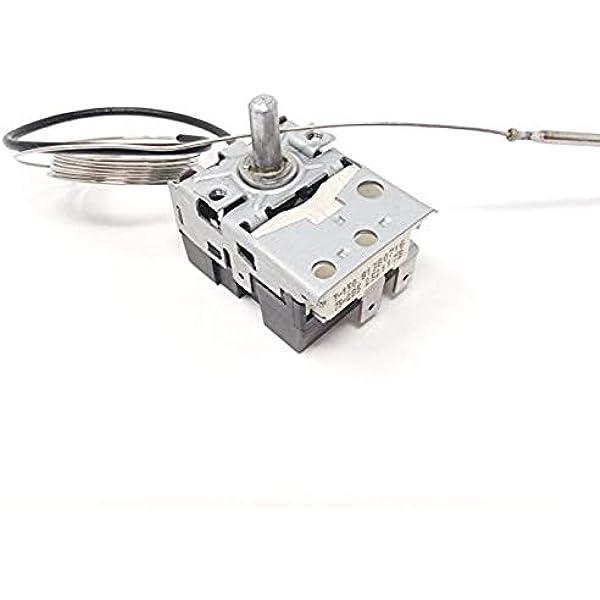 SERVI-HOGAR TARRACO® Termostato Horno Electrico Regulable FAGOR EDESA ASPES Brand: Amazon.es: Hogar